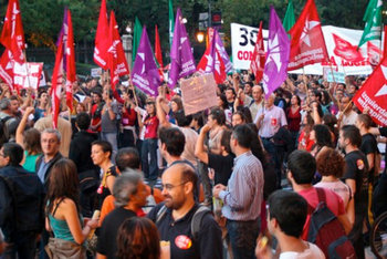Le 29 septembre 2010 à Madrid.