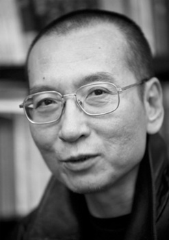 Liu Xiaobo. Copyright © The Nobel Foundation Photo: Bi Yimin