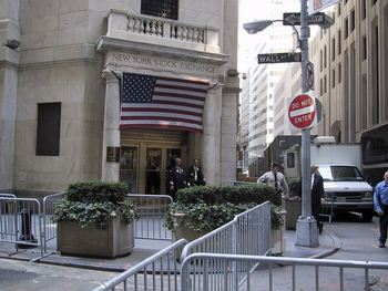 New York Stock Exchange © JR